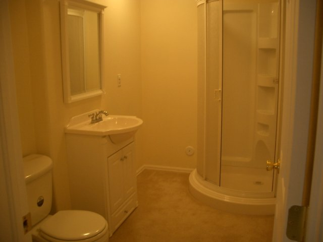 Before Basement Bath